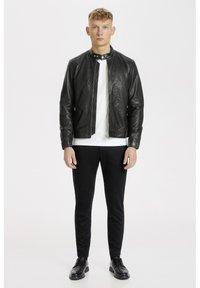 Matinique - Leren jas - black - 1