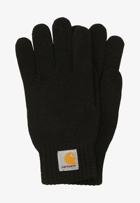 Carhartt WIP - WATCH GLOVES UNISEX - Fingervantar - black - 0