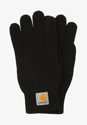 WATCH GLOVES UNISEX - Gants - black