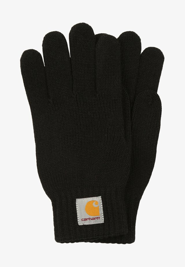 WATCH GLOVES UNISEX - Rukavice - black