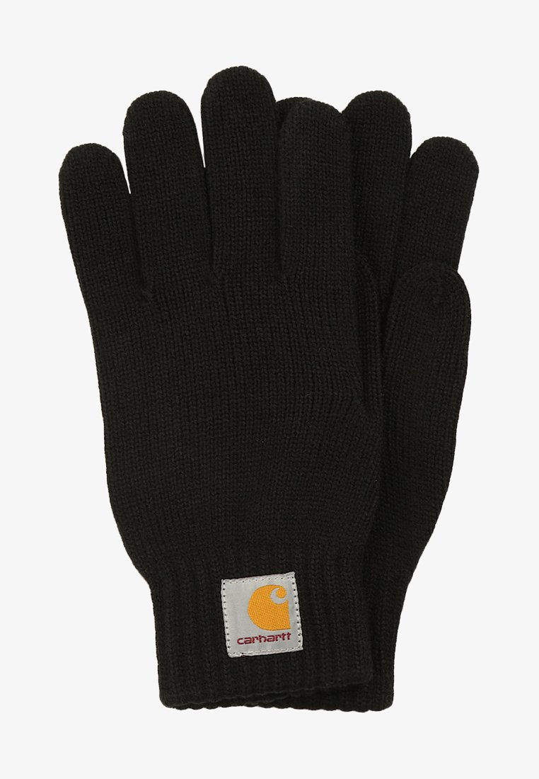 Carhartt WIP - WATCH GLOVES UNISEX - Fingervantar - black