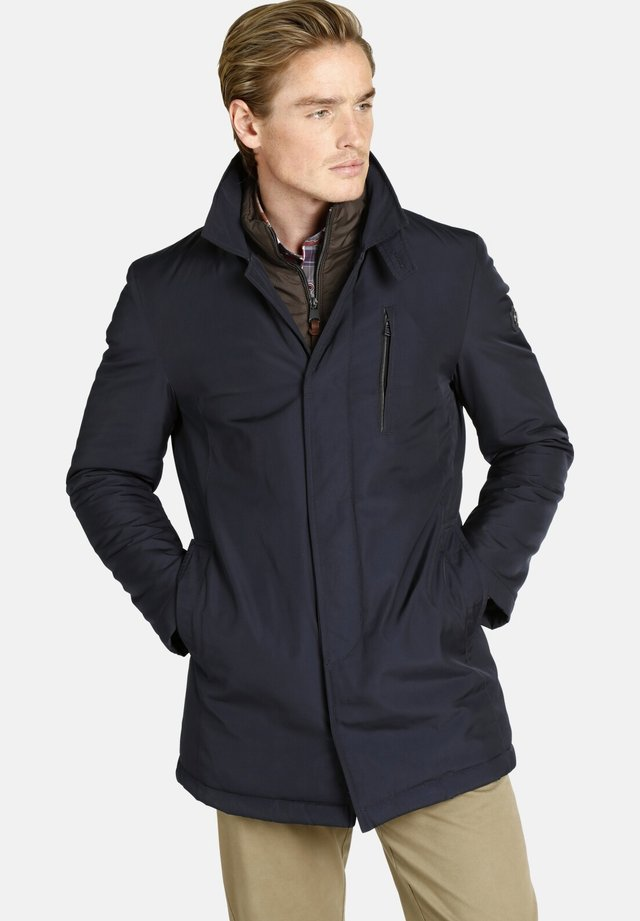 Parka - dark blue