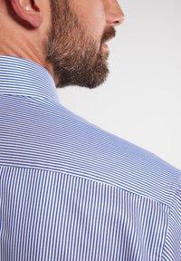 Eterna - Shirt - blau/weiß - 2