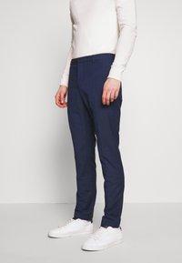 Calvin Klein Tailored - TROPICAL SLIM SUIT - Suit - blue - 4