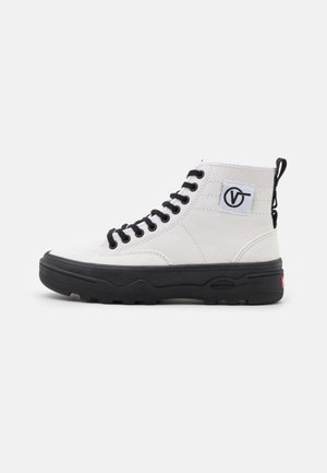 SENTRY  - Baskets montantes - true white/black