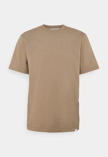 HUGO - T-shirt - bas - caribou