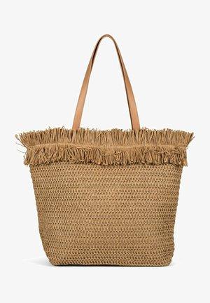 Beach accessory - braun