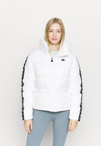 Kappa - HEROLDA - Winter jacket - bright white - 0