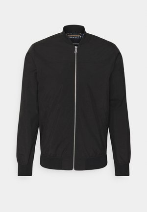 CLAY - Kurtka Bomber - black