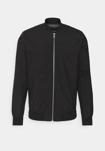 CLAY - Bomber Jacket - black