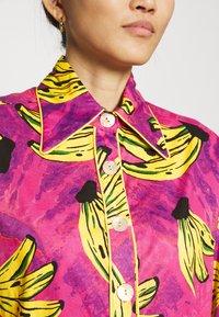 Farm Rio - TIE DYE BANANAS PAJAMA - Button-down blouse - multi - 5