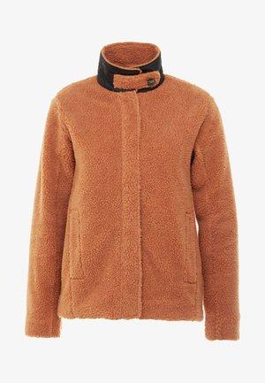 VALBORG WOMEN'S JACKET - Outdoorová bunda - toffee brown