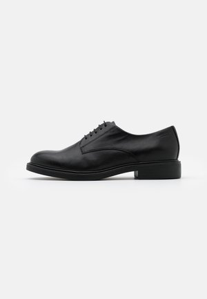 AMINA - Lace-ups - black