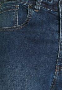 Black Diamond - FORGED PANTS - Długie spodnie trekkingowe - blue denim - 2