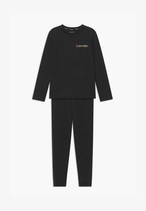 UNISEX - Pyjama set - black