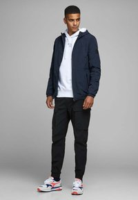 Jack & Jones - JCOSPRING LIGHT JACKET - Summer jacket - sky captain - 1