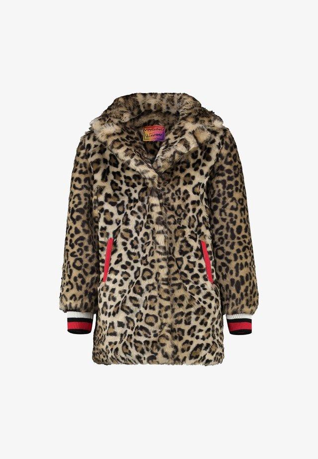 TESLYN - Winter jacket - multicolor brown