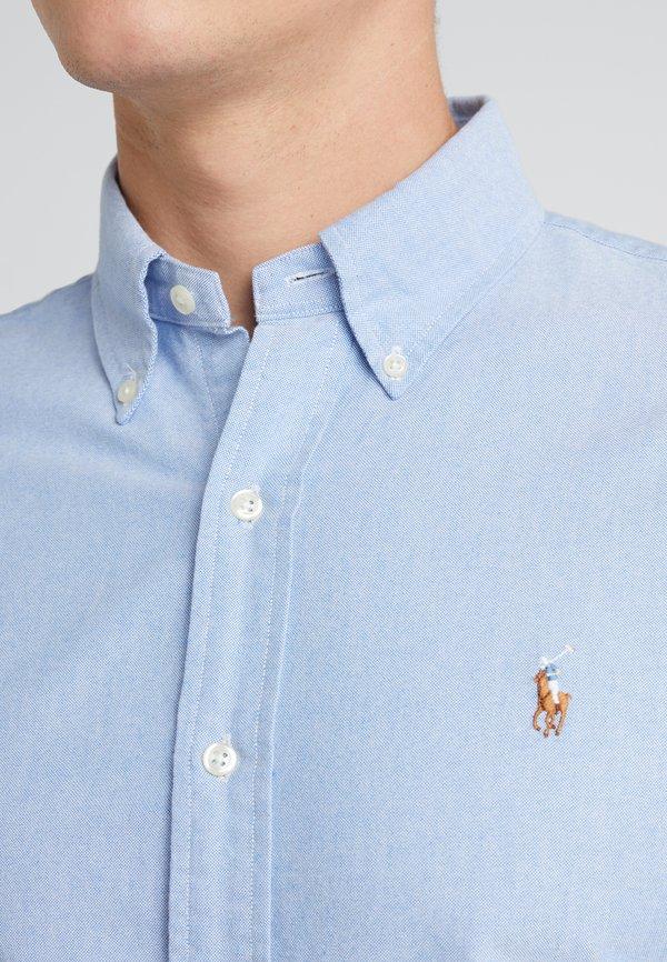 Polo Ralph Lauren SLIM FIT - Koszula - blue/niebieski Odzież Męska NBMJ