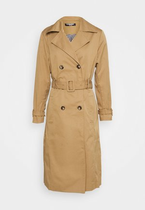 LISETTE - Classic coat - tan