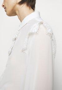 Bruuns Bazaar - VANNES MARIS - Blouse - white - 4