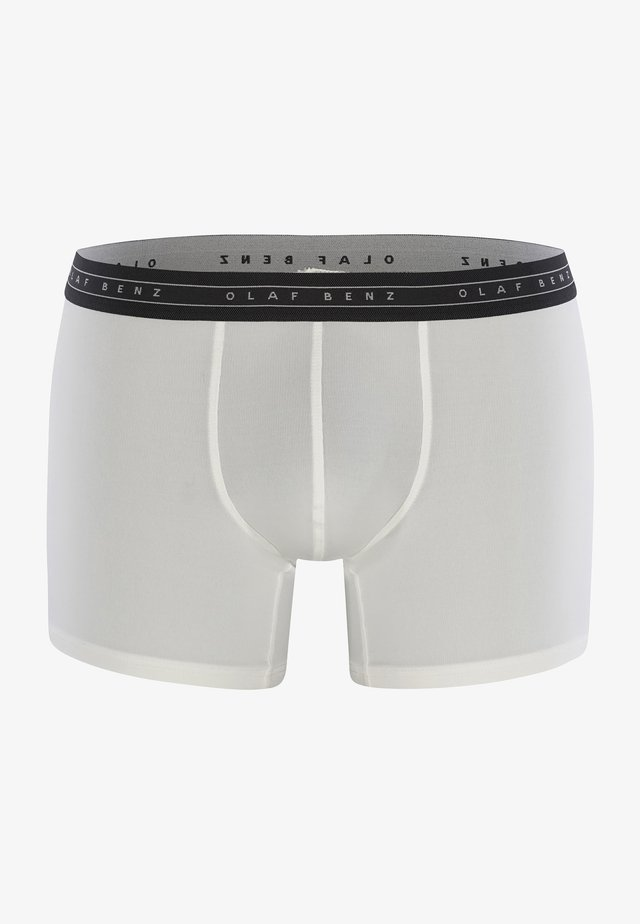 Boxer shorts - weiss