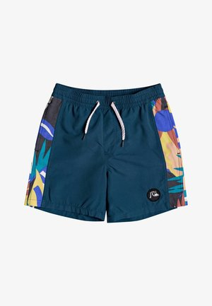 ARCH PRINT VOLLEY YOUTH  - Swimming shorts - snow white