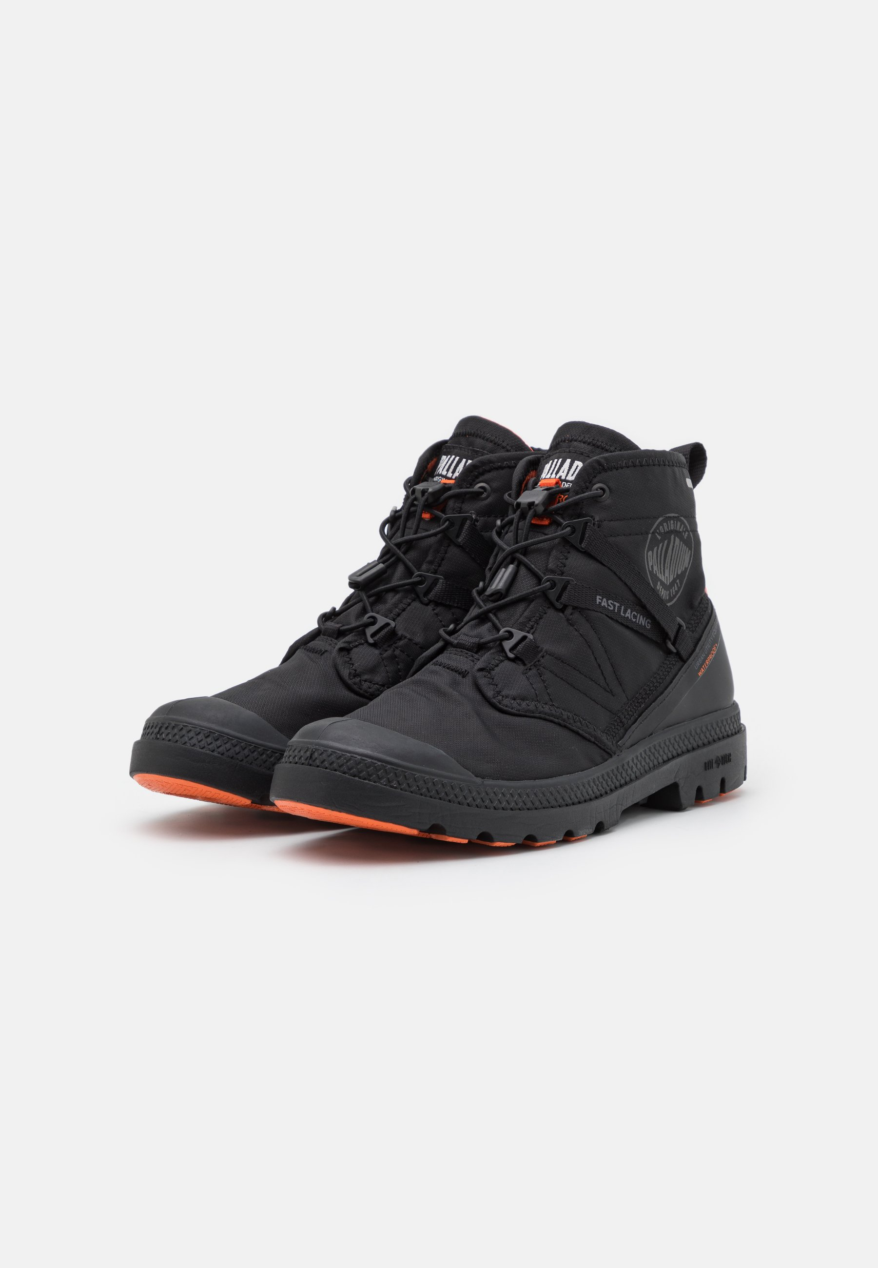 Men PAMPA TRAVEL LITE+WP UNISEX - Lace-up ankle boots