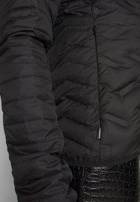 Superdry - ESSENTIALS RADAR JACKET - Down jacket - black - 6