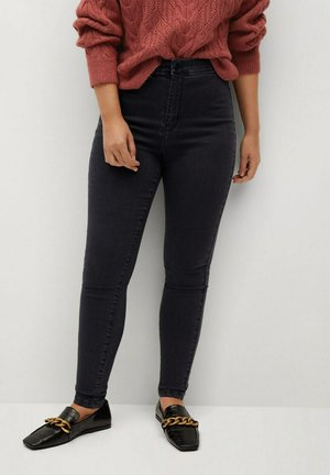 TANIA - Jeans Skinny Fit - open grey