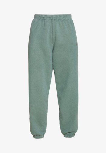 PANT - Tracksuit bottoms - teal