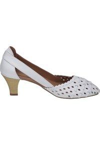 Piazza - Classic heels - weiß - 5