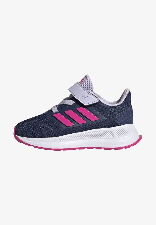 RUN  SHOES - Sneakers basse - blue