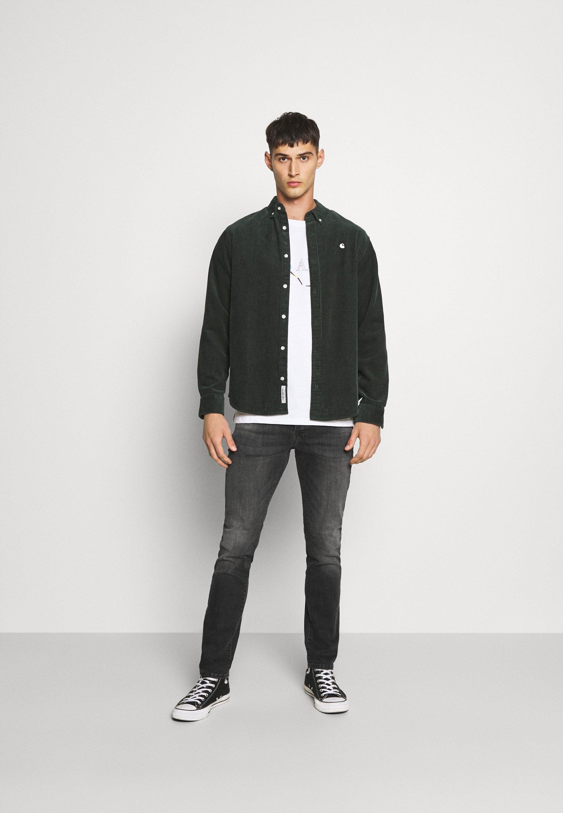 Men JJIGLENN JJFOX AGI - Slim fit jeans
