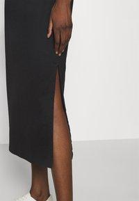 Lacoste LIVE - Jersey dress - black - 4