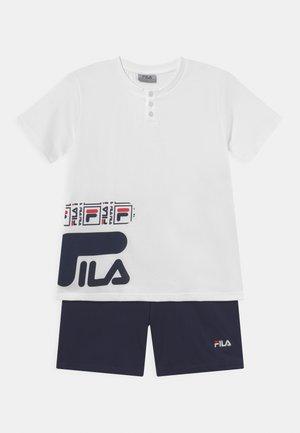 JUNIOR BOY  - Pyjama set - white
