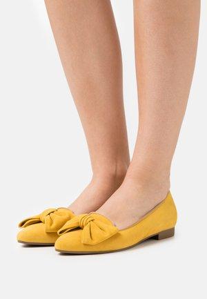 Nazouvací boty - sun