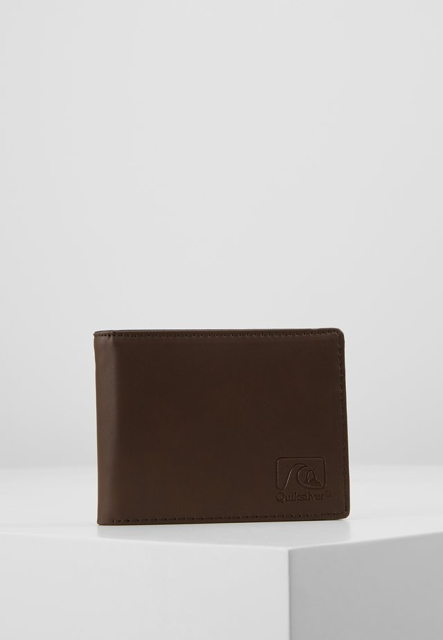 SLIM VINTAGEIV - Lompakko - chocolate brown