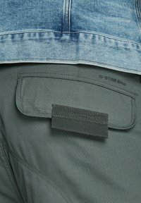 G-Star - STRAIGHT TAPERED  - Cargo trousers - graphite - 2