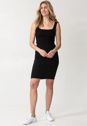 AMARA  - Pencil skirt - black