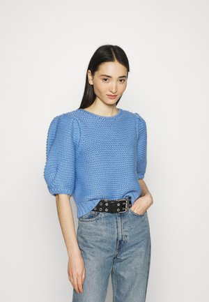 YASNOMA - Jumper - cornflower blue