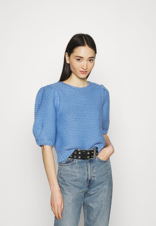 YASNOMA - Jersey de punto - cornflower blue