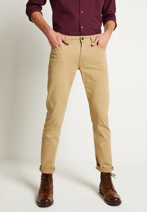 JJIGLENN JJORIGINAL  - Trousers - kelp