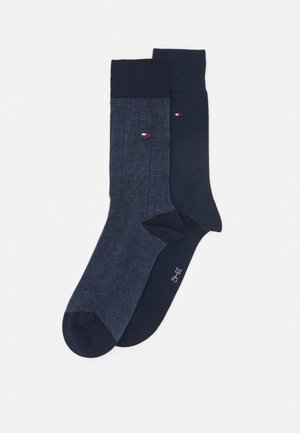 MEN SOCK 2 PACK - Calze - navy