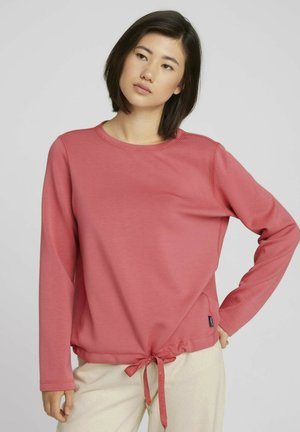 Sweater - cozy pink