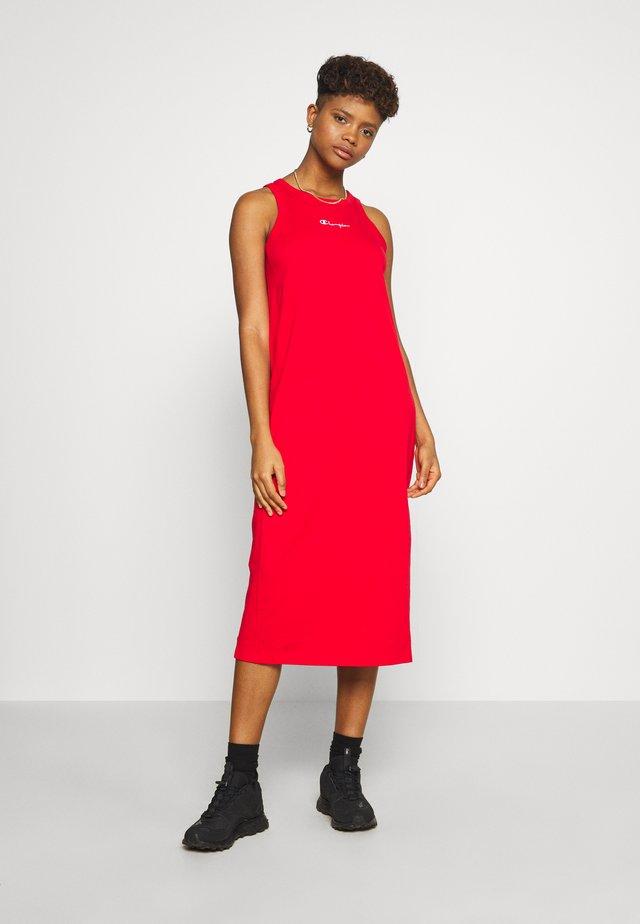 DRESS - Jersey dress - byr