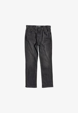 Straight leg jeans - medium grey