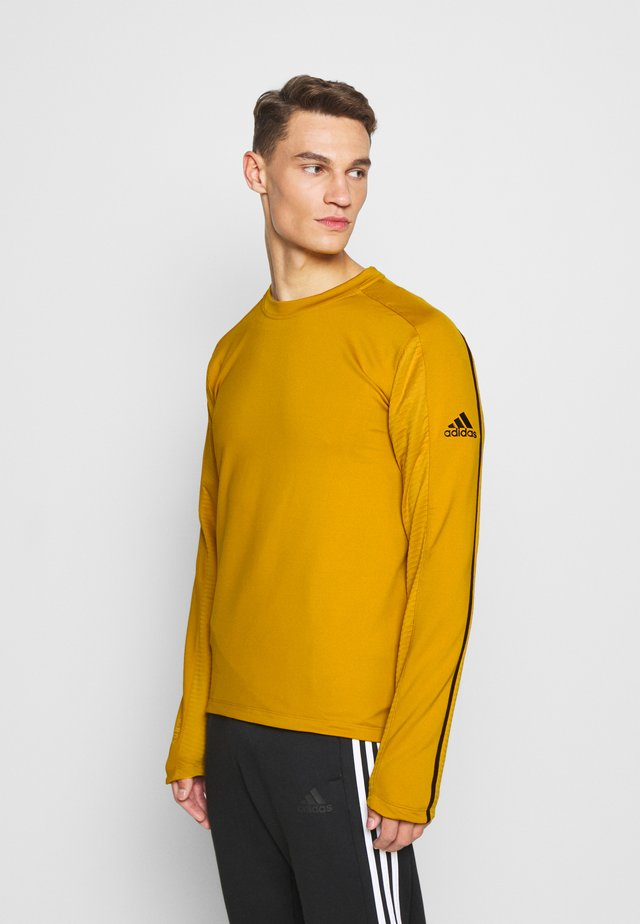 DESIGNED 4 TRAINING COLD.RDY SPORTS - Sweatshirt - gold