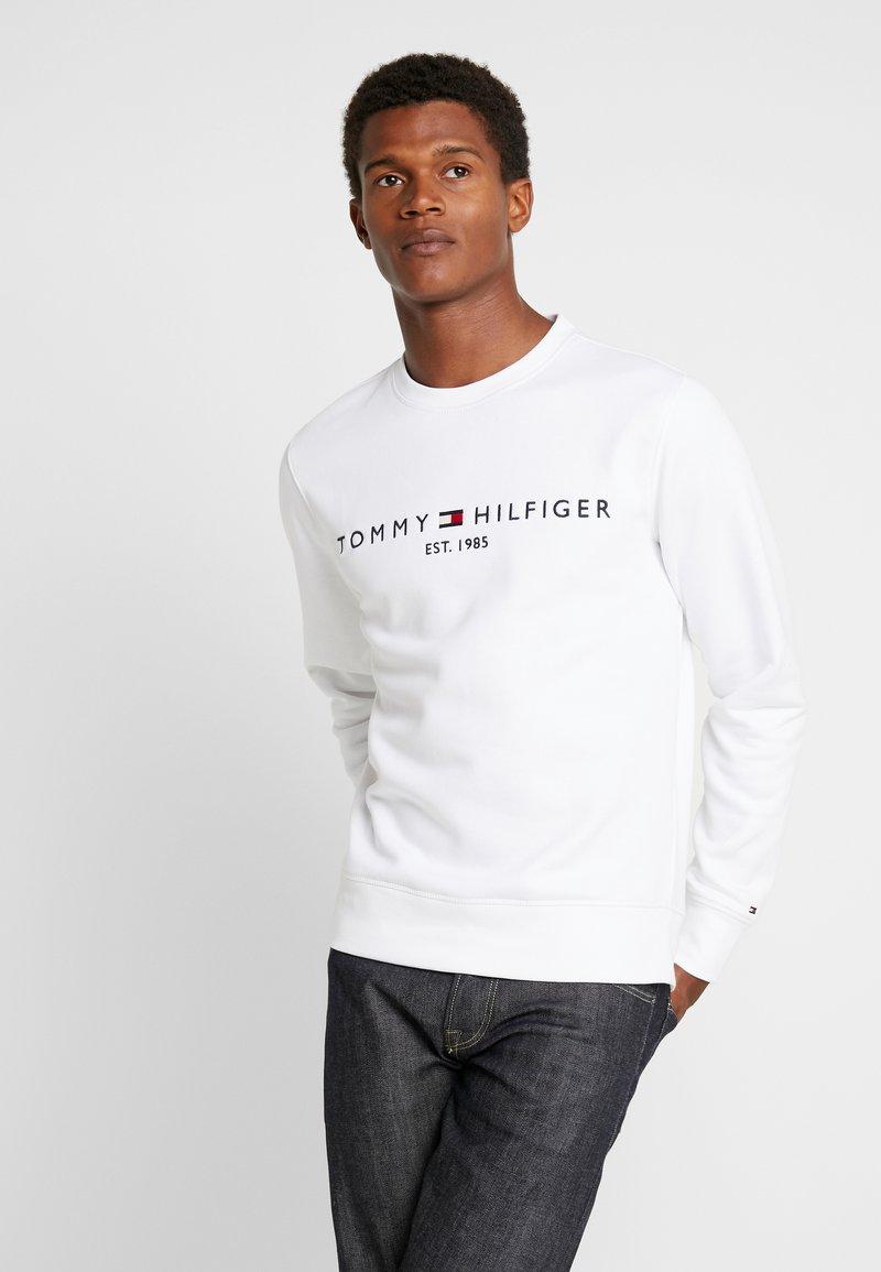 Tommy Hilfiger - LOGO  - Sweater - white