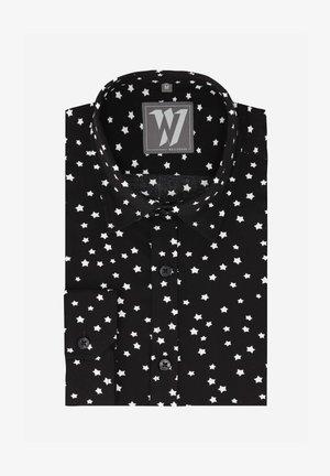 WYSZCZUPLONA - Koszula - black