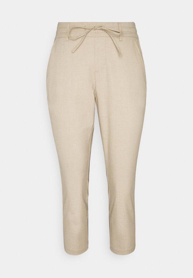 VMKEONI LOOSE  - Pantaloni - beige
